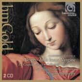 Album artwork for Monteverdi: vespro della beata vergine/ herreweghe