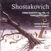 Album artwork for Shostakovich: String Quartet & Piano Quintet