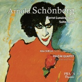 Album artwork for Schoenberg: Pierrot Lunaire, Suite