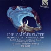 Album artwork for Mozart: Die Zauberflote / Jacobs