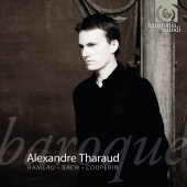 Album artwork for Alexandre Tharaud: Baroque