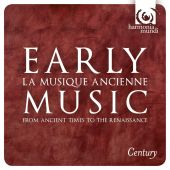 Album artwork for Early Music Box: Ancient Times to Renaissance