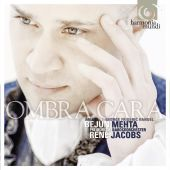 Album artwork for Ombra Cara: Handel Countertenor Arias / Mehta