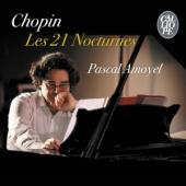 Album artwork for Chopin: Les 21 Nocturnes / Pascal Amoyel