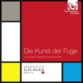 Album artwork for J.S. Bach: Die Kunst der Fuge / Alte Musik Berlin
