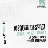 Album artwork for Josquin Desprez: Stabat mater / Motets