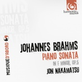 Album artwork for Johannes Brahms: Piano Sonata No.3, etc.