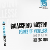 Album artwork for Gioachino Rossini: Piano Music