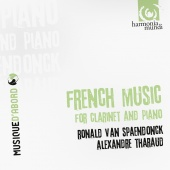 Album artwork for French Music for Clarinet & Piano