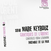 Album artwork for Soeur Marie Keyrouz: Hymns from Lebanon