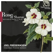 Album artwork for Rose of Sharon, 100 Years of American Music