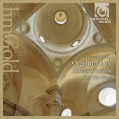 Album artwork for Dufay: O gemma lux