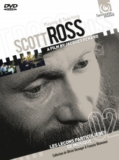 Album artwork for Scott Ross: playing and teaching