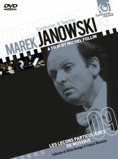 Album artwork for Marek Janowski: Conductor & Teacher