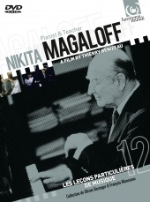 Album artwork for Nikita Magaloff : virtuoso & teacher (piano)
