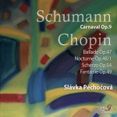 Album artwork for Schumann: Carnaval, Chopin: Piano Pieces / Pechoco