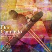 Album artwork for DUO CANTANDO