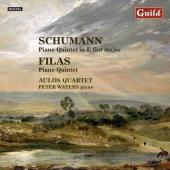 Album artwork for Schumann - Piano Quintet in E flat Major - Filas-