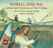 Album artwork for Nowell, Sing We!: Advent & Christmas at New Colleg