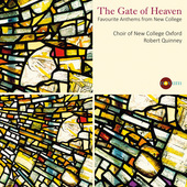 Album artwork for The Gate of Heaven: Favorite Anthems from New Coll