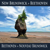 Album artwork for New Brunswick + Beethoven