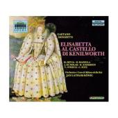 Album artwork for Donizetti: Elisabetta al Castello di Kenilworth