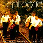 Album artwork for EPILOGUE
