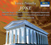 Album artwork for Petrella: Jone