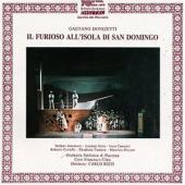 Album artwork for Donizetti: Il Furioso All'Isola di San Domingo /