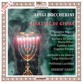 Album artwork for Boccherini: Gioas re di Guida, G. 537