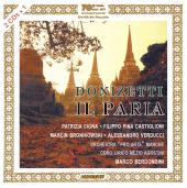Album artwork for DONIZETTI: IL PARIA