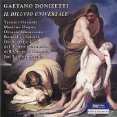 Album artwork for DONIZETTI: IL DILUVIO UNIVERSALE