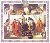 Album artwork for Donizetti: MARINO FALIERO