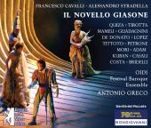 Album artwork for Cavalli / Stradella: IL NOVELLO GIASONE