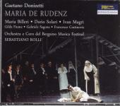 Album artwork for Donizetti: Maria de Rudenz