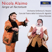 Album artwork for Largo al factotum (Live)