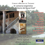 Album artwork for IV Concorso organistico internazionale: Organi sto