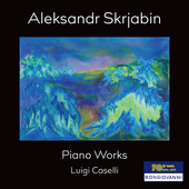 Album artwork for PIANO WORKS