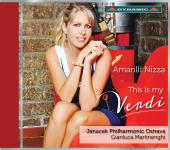 Album artwork for Amarilli Nizza: This is my Verdi