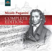 Album artwork for Paganini: Complete Edition 40-CD set