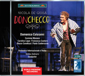 Album artwork for De Giosa: Don Checco