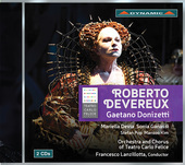 Album artwork for Donizetti: Roberto Devereux