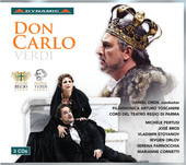 Album artwork for Verdi: Don Carlo (Live)