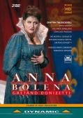 Album artwork for ANNA BOLENA - DONIZETTI