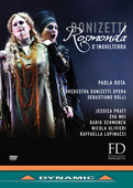 Album artwork for Donizetti: Rosmonda d'Inghilterra