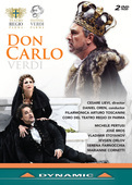 Album artwork for Verdi: Don Carlo