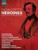 Album artwork for Donizetti: Heroines - The Collector's Box-Set