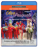 Album artwork for Donizetti: Olivo e Pasquale