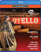 Album artwork for Verdi: Otello / Frizza