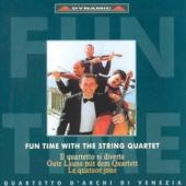 Album artwork for Fun Time with String Quartet